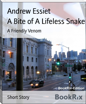 A Bite of A Lifeless Snake