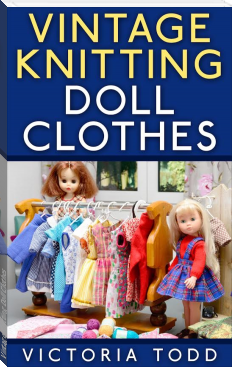 Vintage Knitting Doll Clothes