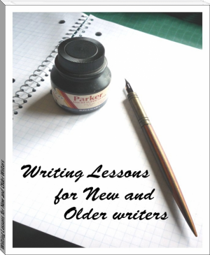 Writing Lessons for New and Older Writers