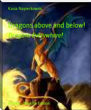 Dragons above and below!