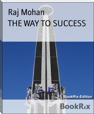 THE WAY TO SUCCESS