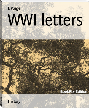 WWI letters
