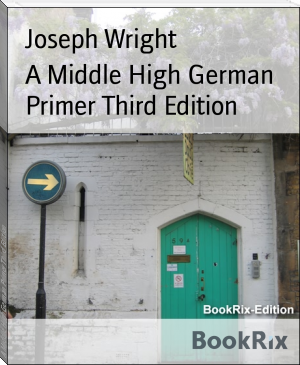 A Middle High German Primer Third Edition