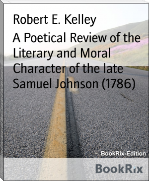 A Poetical Review of the Literary and Moral Character of the late Samuel Johnson (1786)