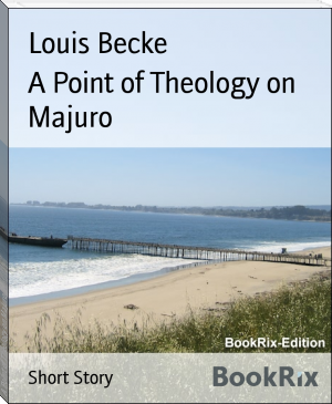 A Point of Theology on Majuro