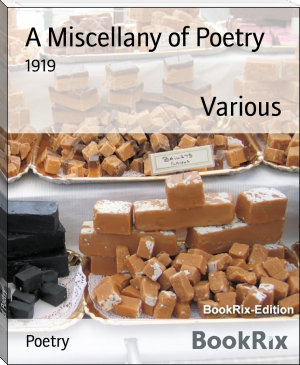 A Miscellany of Poetry