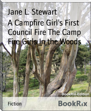 A Campfire Girl's First Council Fire The Camp Fire Girls In the Woods