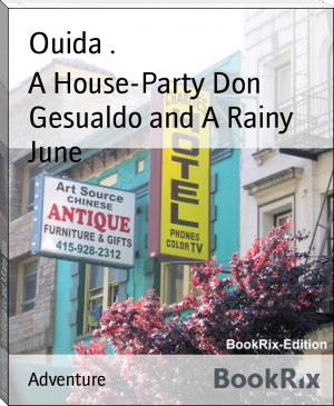 A House-Party Don Gesualdo and A Rainy June