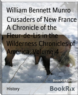 Crusaders of New France A Chronicle of the Fleur-de-Lis in the Wilderness Chronicles of America, Volume 4