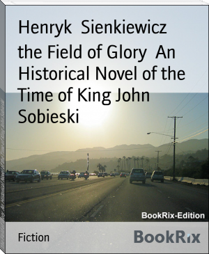 the Field of Glory  An Historical Novel of the Time of King John Sobieski