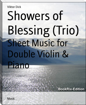 Showers of Blessing (Trio)