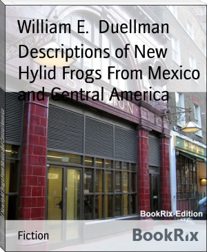 Descriptions of New Hylid Frogs From Mexico and Central America
