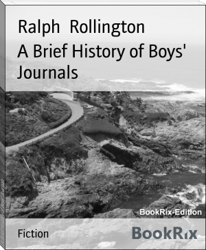 A Brief History of Boys' Journals