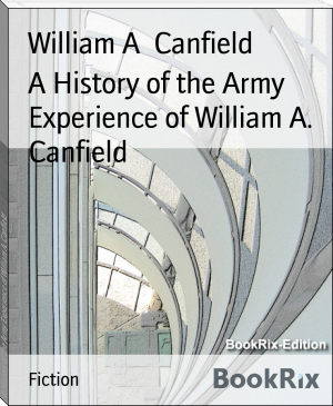 A History of the Army Experience of William A. Canfield