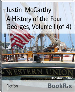 A History of the Four Georges, Volume I (of 4)
