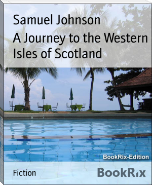 A Journey to the Western Isles of Scotland