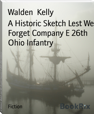 A Historic Sketch Lest We Forget Company E 26th Ohio Infantry