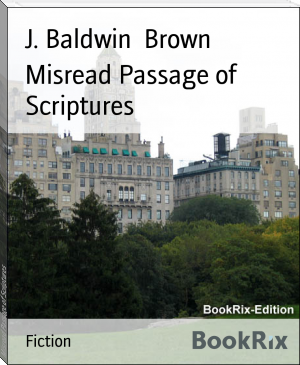 Misread Passage of Scriptures
