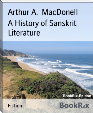 A History of Sanskrit Literature