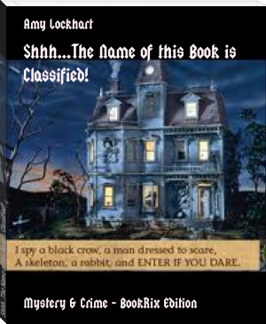 Shhh...The Name of this Book is Classified!