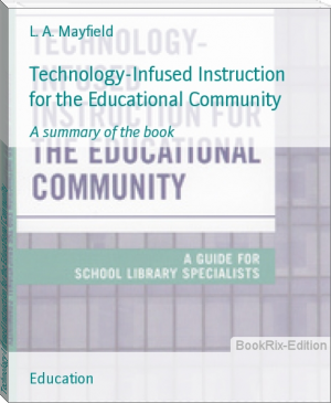 Technology-Infused Instruction for the Educational Community