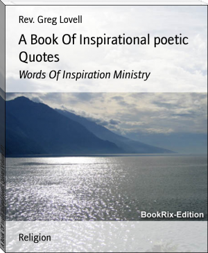 A Book Of Inspirational poetic Quotes Volume #1