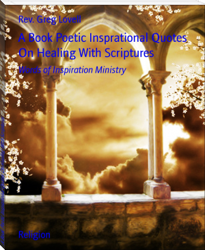 A Book Poetic Insprational Quotes On Healing With Scriptures