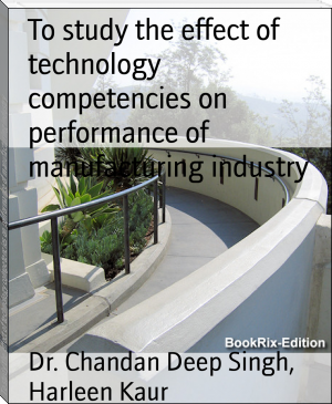 To study the effect of technology competencies on performance of manufacturing industry