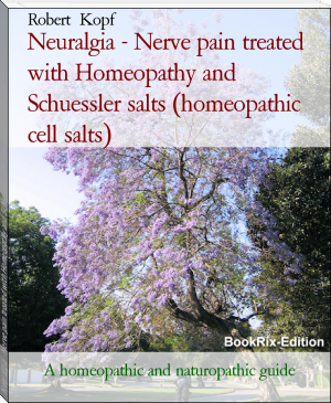 Neuralgia - Nerve pain treated with Homeopathy and Schuessler salts (homeopathic cell salts)