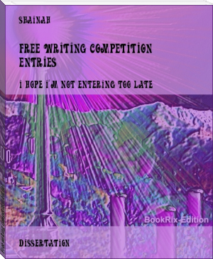 Free writing competition entries