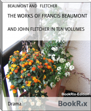THE WORKS OF FRANCIS BEAUMONT