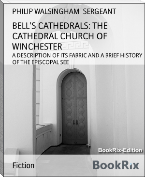 BELL'S CATHEDRALS: THE CATHEDRAL CHURCH OF WINCHESTER