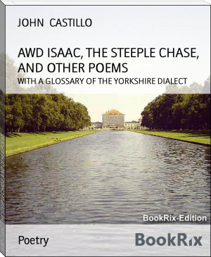 AWD ISAAC, THE STEEPLE CHASE, AND OTHER POEMS