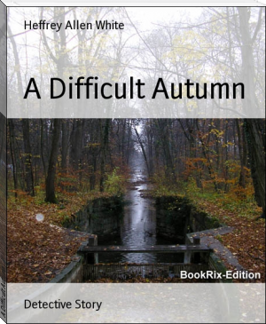 A Difficult Autumn