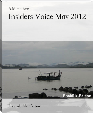 Insiders Voice May 2012