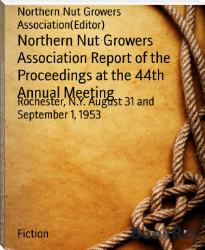 Northern Nut Growers Association Report of the Proceedings at the 44th Annual Meeting