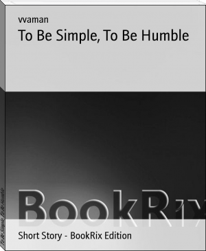 To Be Simple, To Be Humble