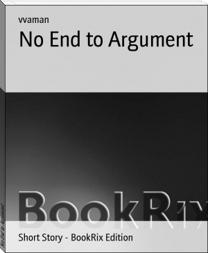 No End to Argument