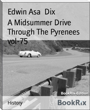 A Midsummer Drive Through The Pyrenees vol-75