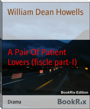 A Pair Of Patient Lovers (fiscle part-I)