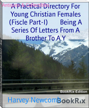 A Practical Directory For Young Christian Females (Fiscle Part-I)        Being A Series Of Letters From A Brother To A Y