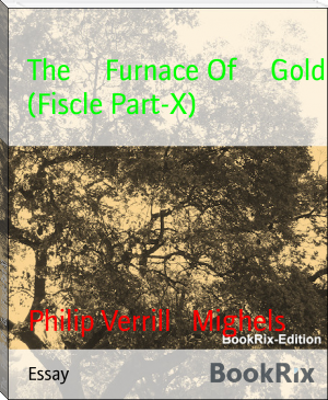 The     Furnace Of     Gold (Fiscle Part-X)