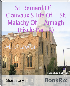 St. Bernard Of     Clairvaux'S Life Of     St. Malachy Of     Armagh (Fiscle Part-X)