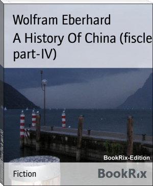 A History Of China (fiscle part-IV)