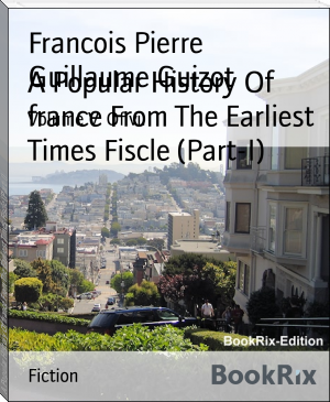 A Popular History Of france From The Earliest Times Fiscle (Part-I)