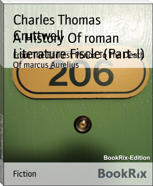 A History Of roman Literature Fiscle (Part-I)