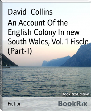 An Account Of the English Colony In new South Wales, Vol. 1 Fiscle (Part-I)